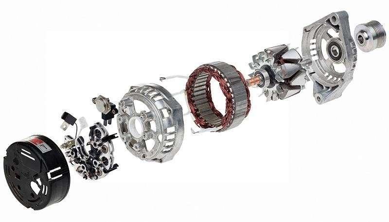 Купить автомобильный генератор в Украине