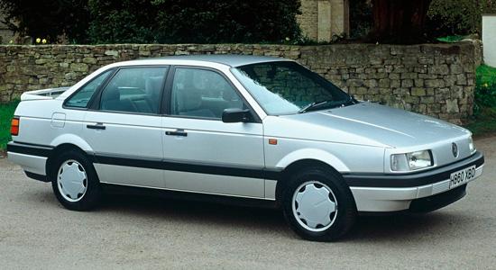 Стартера на Volkswagen Passat B3 (1988-1993)