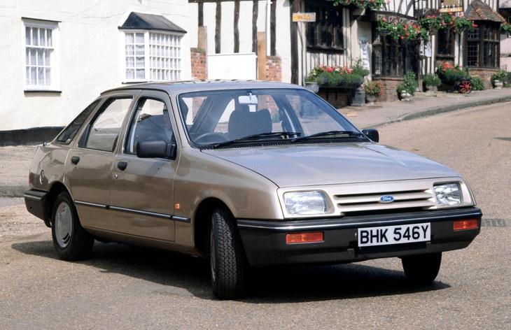 Стартер на Ford Sierra 1982-1999г. купить
